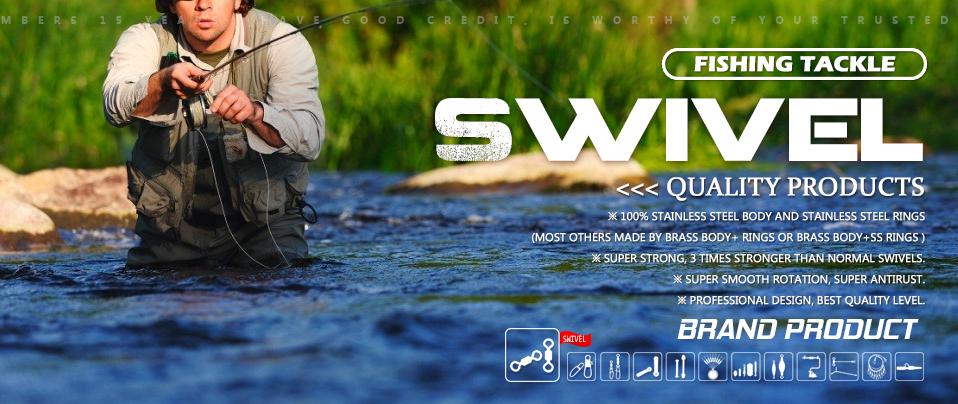 Fishing Swivel