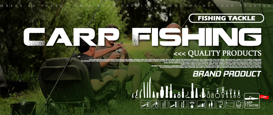 Carp Fishing Tackle