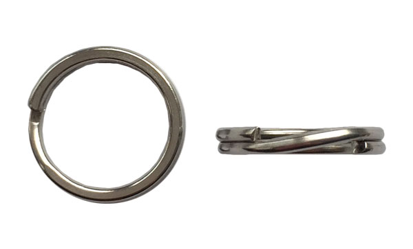 Split Ring Fishing Tackle Accessories