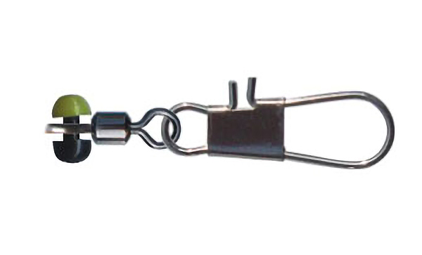 YM-3001 Rolling Swivel With Safety Snap